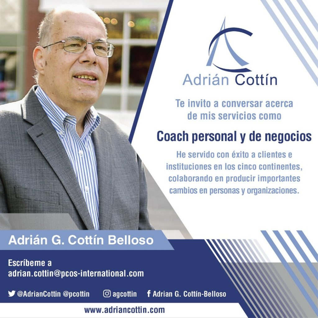 Coach Adrian Cottin